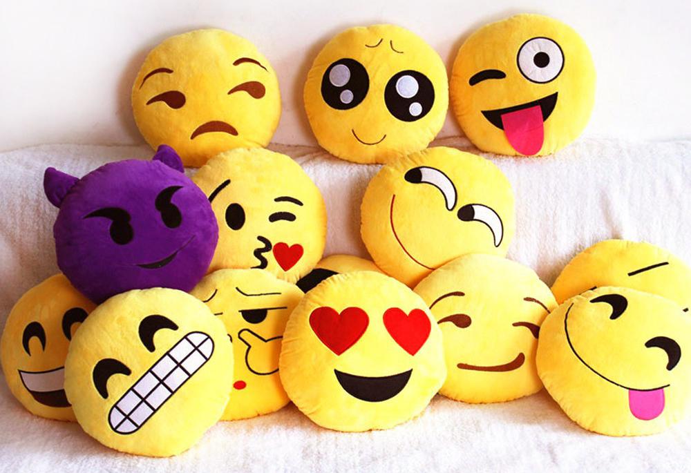 Emoji Kussens Koop Je Bij Meer Dan 18 Soorten