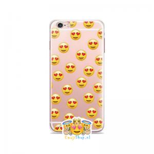 Heart Eyes Emoji Hoesje