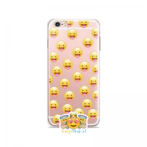 Cheeky Emoji Hoesje