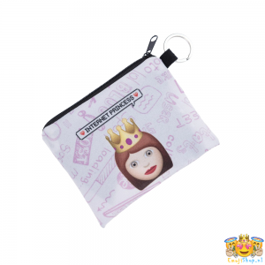 internet-princess-emoji-portemonnee