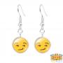 Flirt-Emoji-Oorhangers