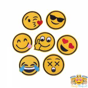 emoji-patches-pakket
