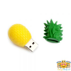 ananas-usb-stick-16-gb-uit-elkaar