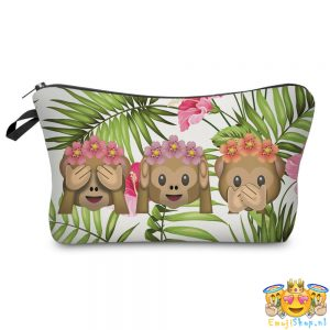 green-floral-monkeys-etui