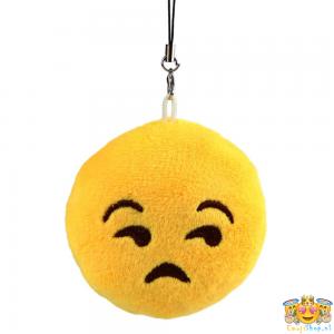 Unamused Emoji Sleutelhanger