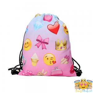 Girly-Emoji-Touwtjestas-voorkant