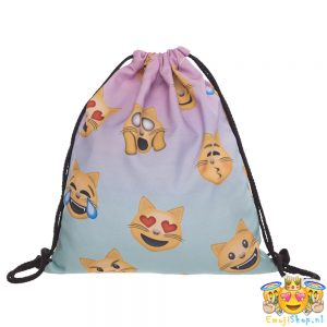 cats-emoji-gymtas-voorkant