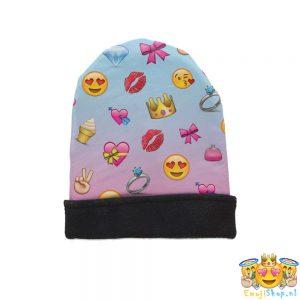 girly-emoji-beanie